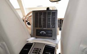 Ózonos klíma tisztítás az autóban